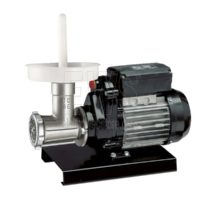 REBER tritacarne n.5 elettrico 450 W HP 0,30 9502N